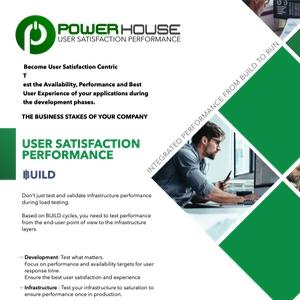 user satisfaction performance