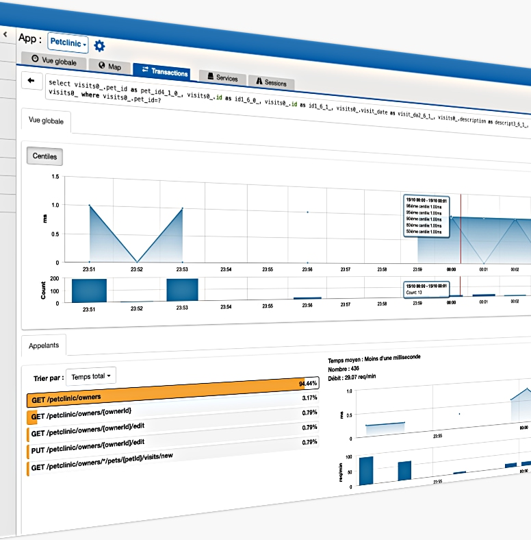 Application Performance Monitoring, apm, apdex