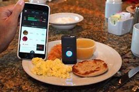 DietSensor Atakama technologie